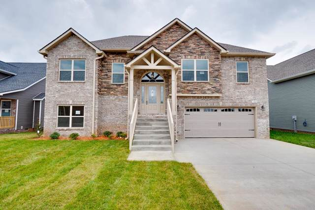 103 Griffey Estates, Clarksville, TN 37042 (MLS #RTC2073232) :: Ashley Claire Real Estate - Benchmark Realty