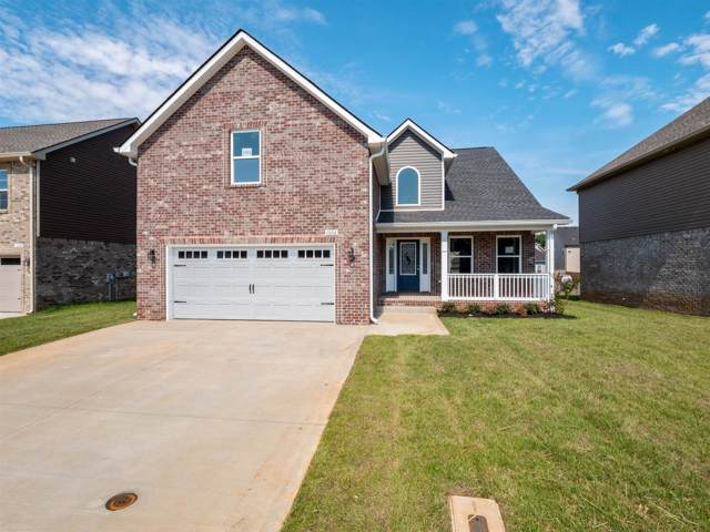 104 Griffey Estates, Clarksville, TN 37042 (MLS #RTC2073233) :: The Group Campbell powered by Five Doors Network