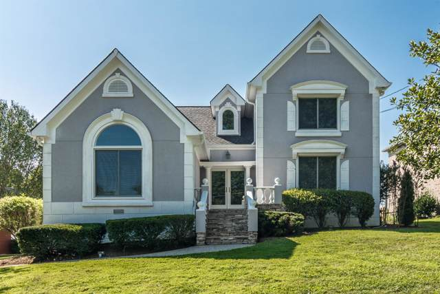 106 Governors Cove N, Hendersonville, TN 37075 (MLS #RTC2073235) :: Village Real Estate