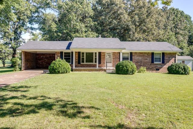 322 Good Hope Rd, Lawrenceburg, TN 38464 (MLS #RTC2073236) :: HALO Realty