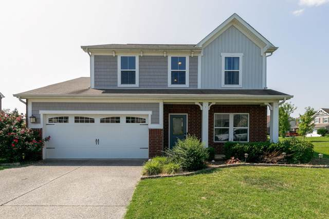 2007 Kingston Pl, Spring Hill, TN 37174 (MLS #RTC2073337) :: Cory Real Estate Services