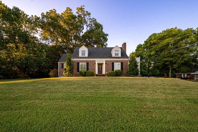 720 E College St, Pulaski, TN 38478 (MLS #RTC2073382) :: John Jones Real Estate LLC