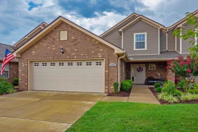 1015 Irish Way, Spring Hill, TN 37174 (MLS #RTC2073447) :: Felts Partners