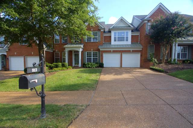 813 Hartington Ct, Franklin, TN 37064 (MLS #RTC2073452) :: REMAX Elite