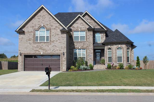 740 Lillian Grace Dr, Clarksville, TN 37043 (MLS #RTC2073500) :: Village Real Estate