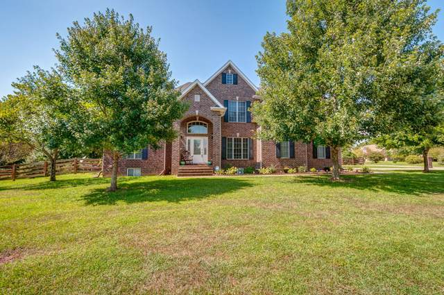 1001 Arbor Dr, Castalian Springs, TN 37031 (MLS #RTC2073521) :: The Milam Group at Fridrich & Clark Realty
