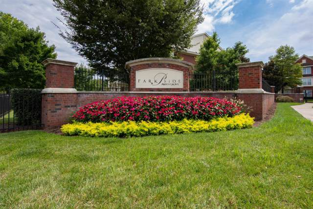 3201 Aspen Grove Dr Apt H10 #10, Franklin, TN 37067 (MLS #RTC2073542) :: The Milam Group at Fridrich & Clark Realty