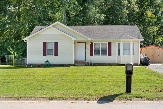 752 Spees Dr, Clarksville, TN 37042 (MLS #RTC2073577) :: Berkshire Hathaway HomeServices Woodmont Realty