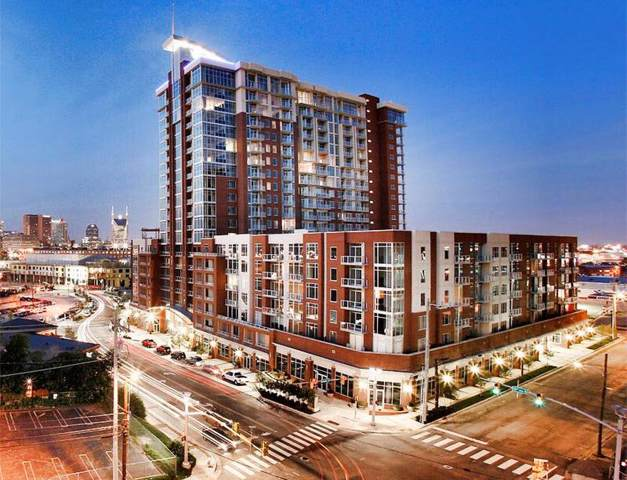 600 12th Avenue South #526, Nashville, TN 37203 (MLS #RTC2073578) :: The Kelton Group