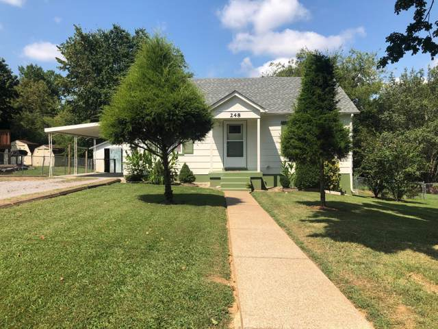 248 Hopkins Ave, Lewisburg, TN 37091 (MLS #RTC2073610) :: Hannah Price Team