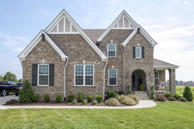 808 Waldridge, Nolensville, TN 37135 (MLS #RTC2073616) :: Team Wilson Real Estate Partners