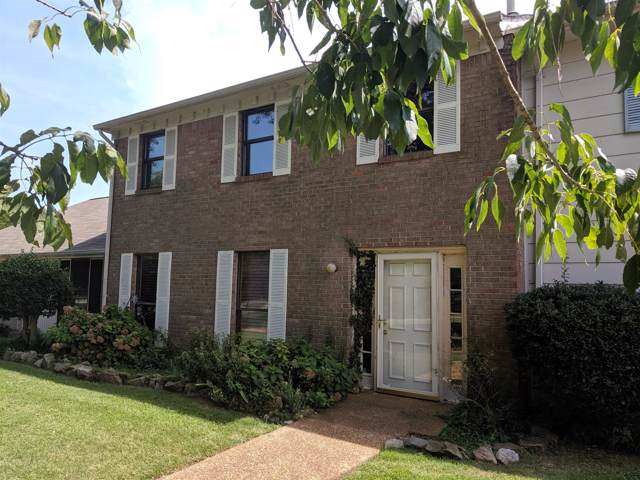4001 Anderson Rd Unit U140 U140, Nashville, TN 37217 (MLS #RTC2073633) :: Keller Williams Realty