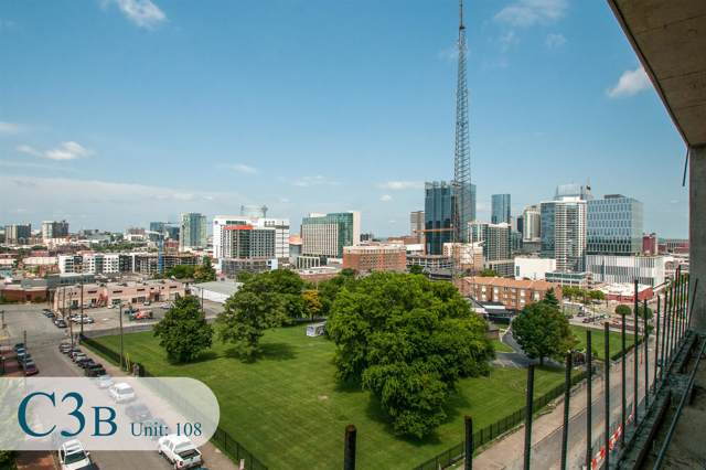 20 Rutledge St #108, Nashville, TN 37210 (MLS #RTC2073641) :: Armstrong Real Estate