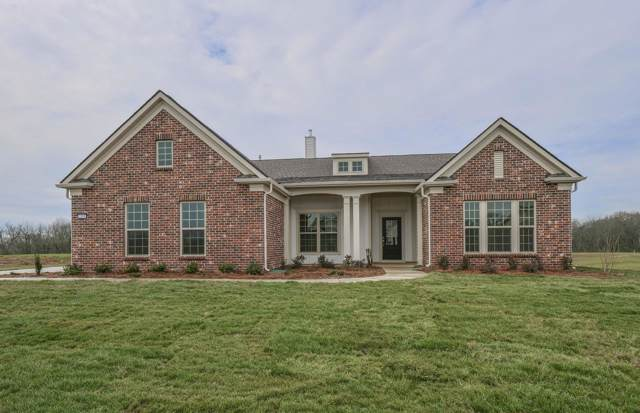 3014 Putnam Grove #301, Spring Hill, TN 37174 (MLS #RTC2073700) :: Village Real Estate