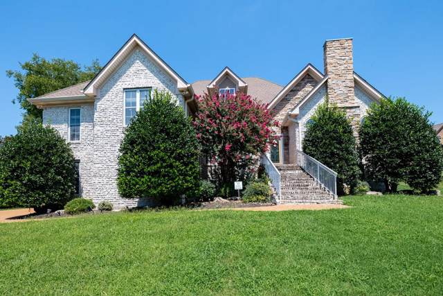 1029 Island Brook Drive, Hendersonville, TN 37075 (MLS #RTC2073721) :: Team Wilson Real Estate Partners