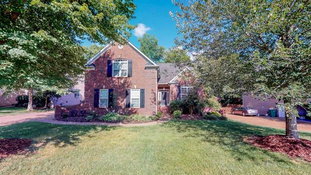 1168 Mccoury Ln, Spring Hill, TN 37174 (MLS #RTC2073725) :: RE/MAX Homes And Estates