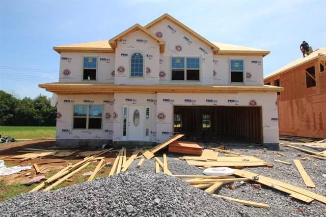 154 Summerfield, Clarksville, TN 37040 (MLS #RTC2073767) :: Village Real Estate