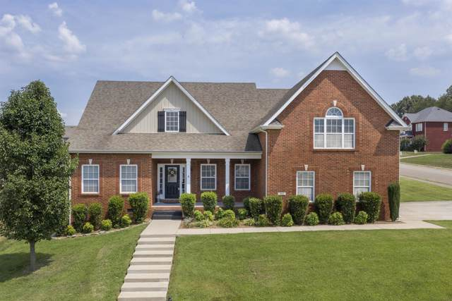 201 Spring Terrace Ln, Clarksville, TN 37040 (MLS #RTC2073770) :: REMAX Elite