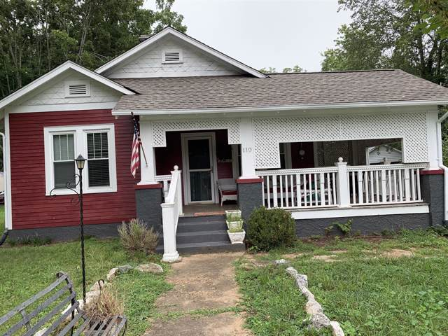 110 Garfield St, McMinnville, TN 37110 (MLS #RTC2073783) :: Village Real Estate