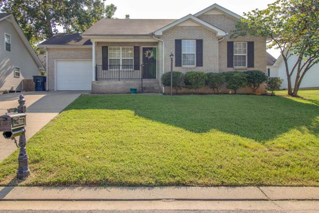 1718 North Cv, Murfreesboro, TN 37129 (MLS #RTC2073857) :: Village Real Estate