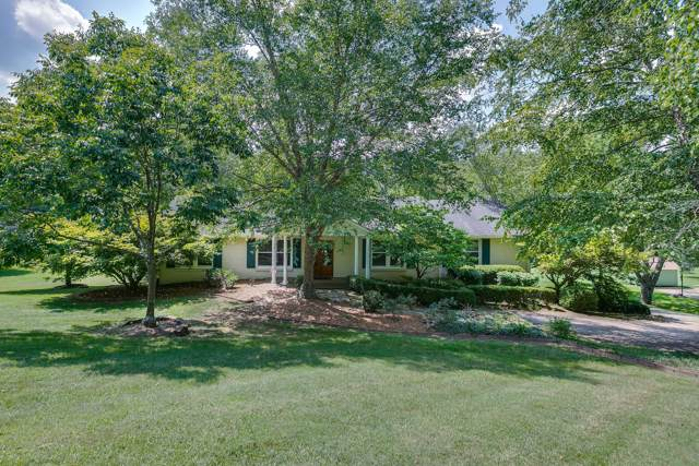 891 Holly Tree Gap Rd, Brentwood, TN 37027 (MLS #RTC2073862) :: Village Real Estate