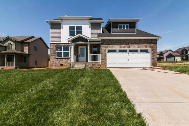894 Wild Elm Ct (Lot 43), Clarksville, TN 37042 (MLS #RTC2073868) :: John Jones Real Estate LLC
