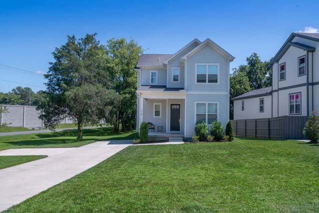 428 Croley Dr, Nashville, TN 37209 (MLS #RTC2073872) :: FYKES Realty Group
