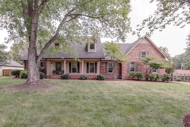 109 Tudor Ct, Franklin, TN 37067 (MLS #RTC2073896) :: REMAX Elite