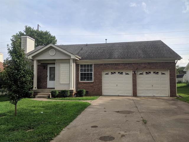 260 Grassmire Dr, Clarksville, TN 37042 (MLS #RTC2073950) :: John Jones Real Estate LLC