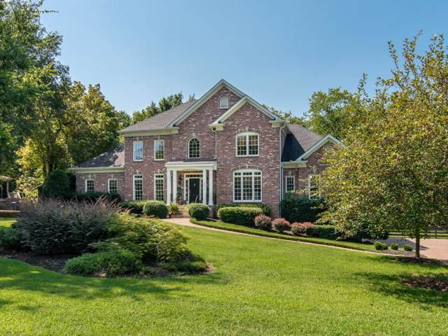 9411 Whittingham Dr, Brentwood, TN 37027 (MLS #RTC2073966) :: Village Real Estate