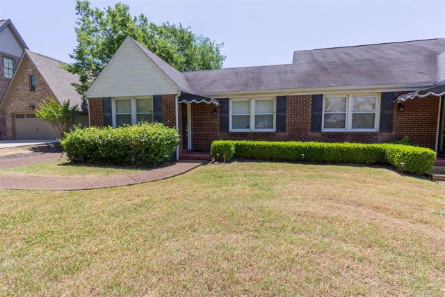 1911 Warfield Drive, Nashville, TN 37215 (MLS #RTC2074015) :: DeSelms Real Estate