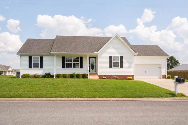 1201 Glenda Dr, Murfreesboro, TN 37128 (MLS #RTC2074018) :: Village Real Estate
