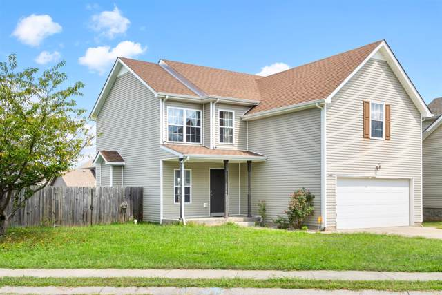 3441 Fox Meadow Way, Clarksville, TN 37042 (MLS #RTC2074039) :: Village Real Estate