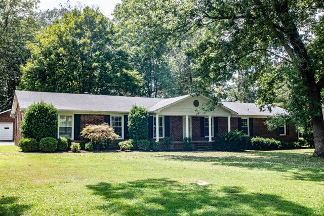1715 Country Club Dr, Tullahoma, TN 37388 (MLS #RTC2074064) :: Village Real Estate