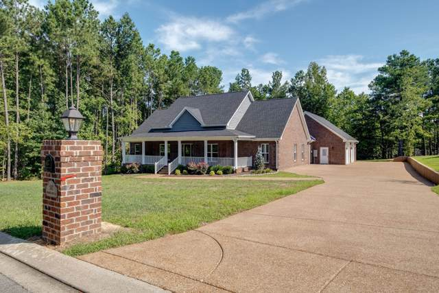 532 Country Club Drive, Dickson, TN 37055 (MLS #RTC2074071) :: Exit Realty Music City