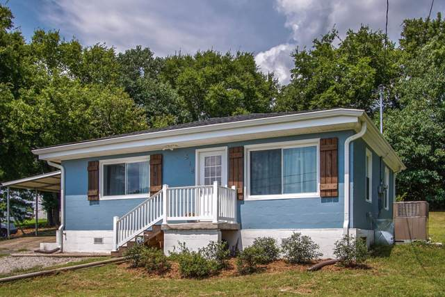 518 W 15Th St, Columbia, TN 38401 (MLS #RTC2074114) :: John Jones Real Estate LLC