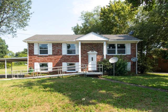 1503 Bartway Dr, Murfreesboro, TN 37130 (MLS #RTC2074116) :: DeSelms Real Estate