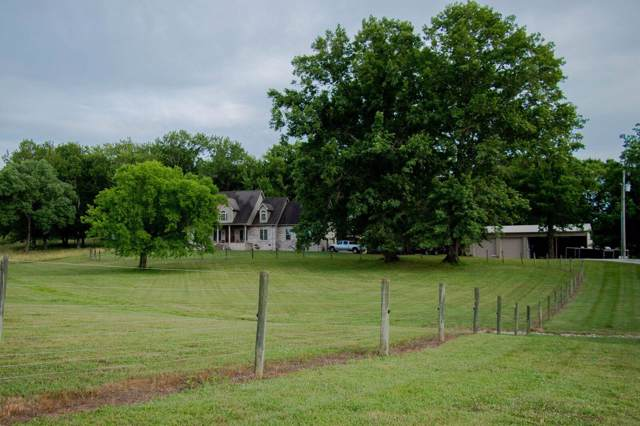 140 Russell Rd, Shelbyville, TN 37160 (MLS #RTC2074136) :: The Milam Group at Fridrich & Clark Realty