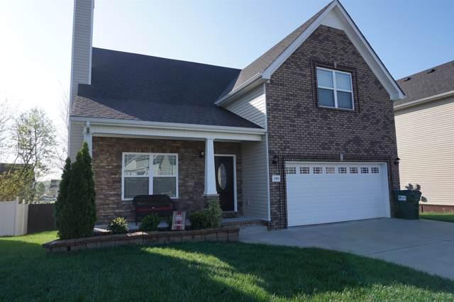 2453 Senseney Dr, Clarksville, TN 37042 (MLS #RTC2074159) :: John Jones Real Estate LLC