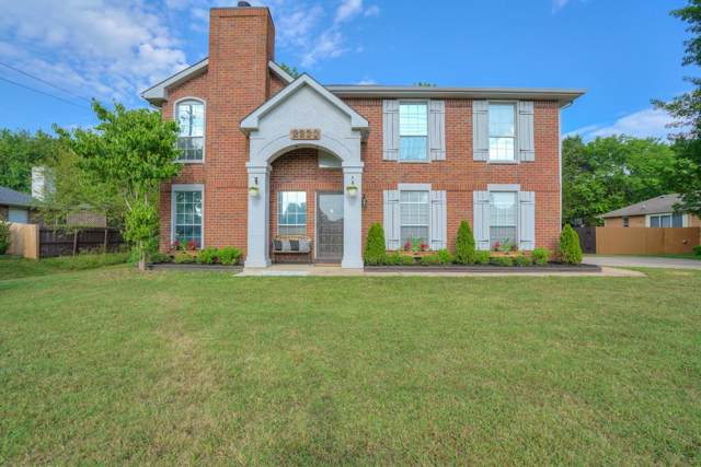 2230 Tedder Blvd, Murfreesboro, TN 37129 (MLS #RTC2074175) :: Village Real Estate