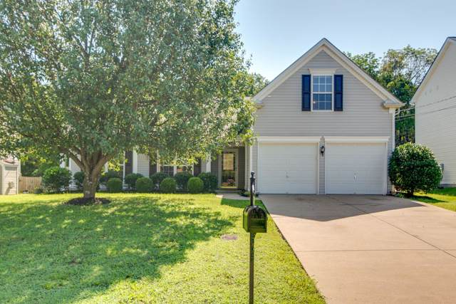 2263 Monthemer Cove Dr, Mount Juliet, TN 37122 (MLS #RTC2074213) :: The Milam Group at Fridrich & Clark Realty