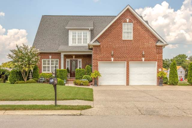 2006 Sunflower Dr, Spring Hill, TN 37174 (MLS #RTC2074226) :: FYKES Realty Group