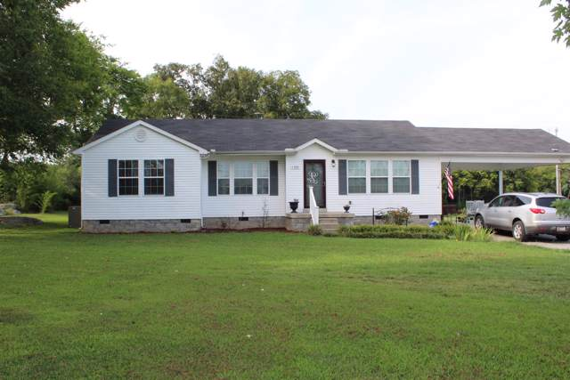 1388 S Berlin Rd, Lewisburg, TN 37091 (MLS #RTC2074245) :: RE/MAX Homes And Estates
