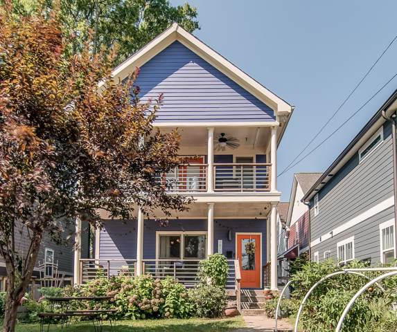 1811 7Th Ave N, Nashville, TN 37208 (MLS #RTC2074262) :: CityLiving Group