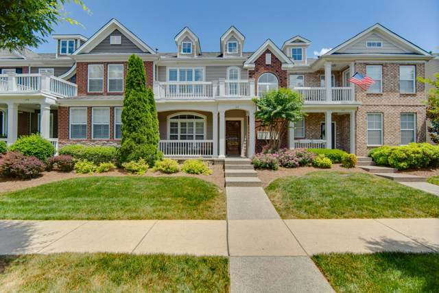 124 Pennystone Cir, Franklin, TN 37067 (MLS #RTC2074264) :: Village Real Estate