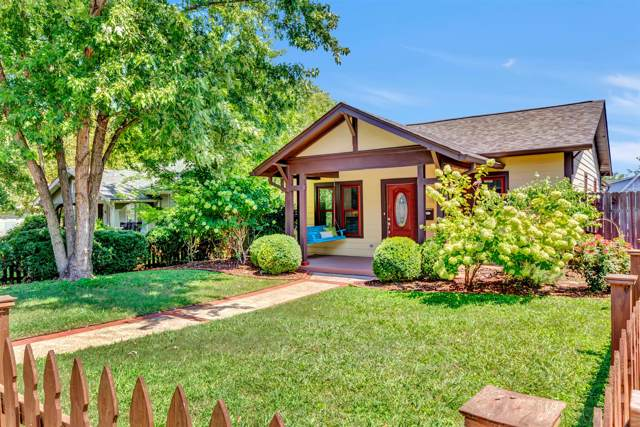 303 N 16Th St, Nashville, TN 37206 (MLS #RTC2074335) :: Nashville's Home Hunters
