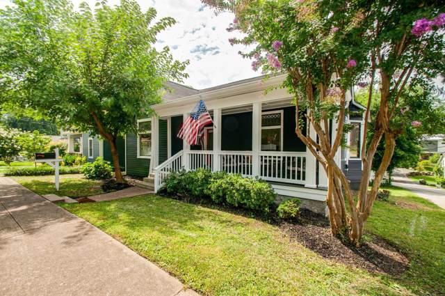 1600 Lillian, Nashville, TN 37206 (MLS #RTC2074345) :: Village Real Estate