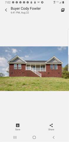 160 Hickman, Hickman, TN 38567 (MLS #RTC2074383) :: Keller Williams Realty