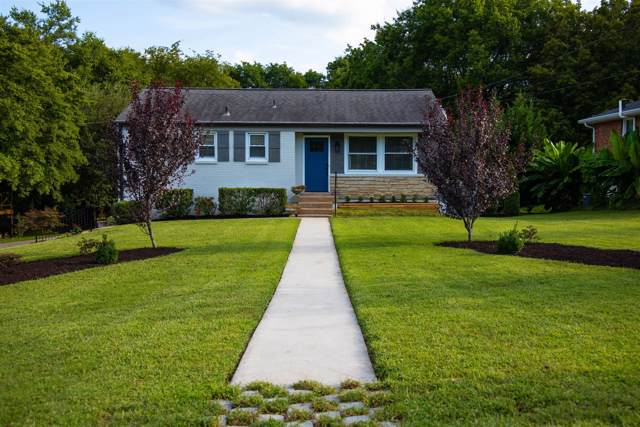 824 Lemont Dr, Nashville, TN 37216 (MLS #RTC2074391) :: Maples Realty and Auction Co.