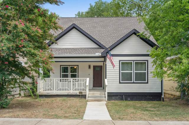 926 Morrison St, Nashville, TN 37208 (MLS #RTC2074400) :: Ashley Claire Real Estate - Benchmark Realty